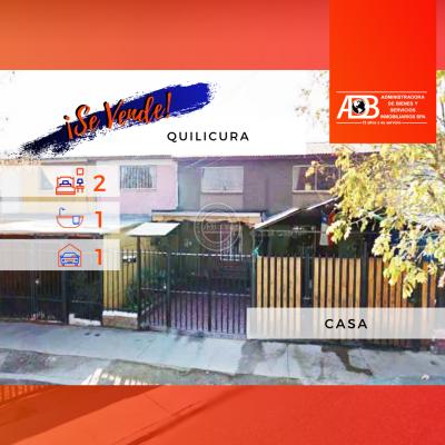 Casa en Quilicura