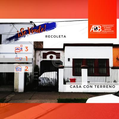 Terreno + Casa en Recoleta
