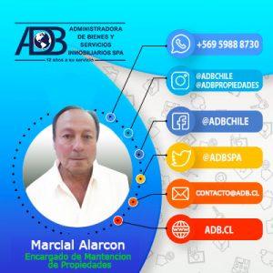 Marcial Alarcón